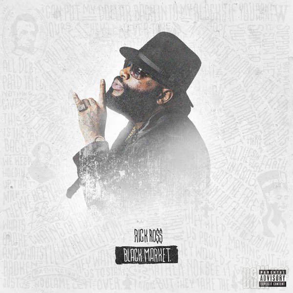 Rick Ross - Black Market (2015)