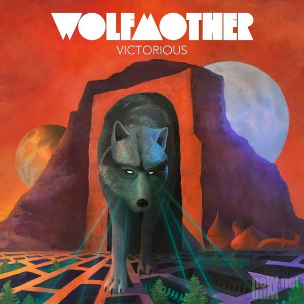 Wolfmother - Victorious [Deluxe Edition] (2016)