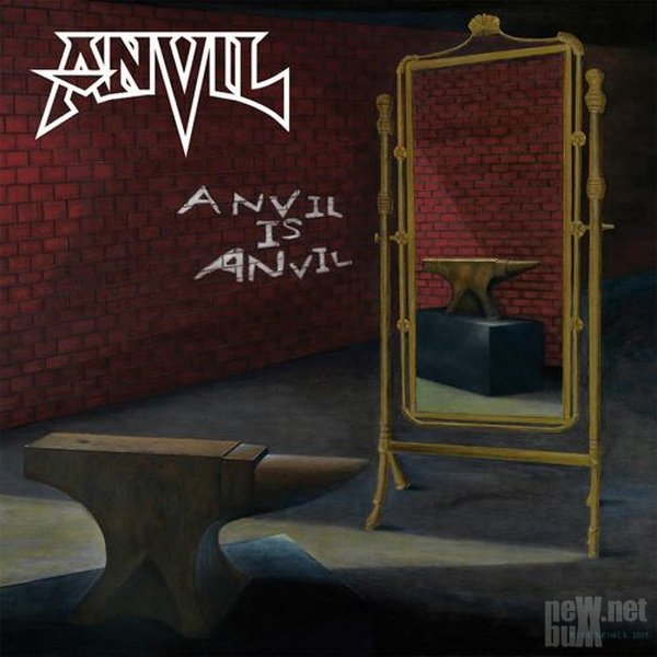 Anvil - Anvil Is Anvil (2016)