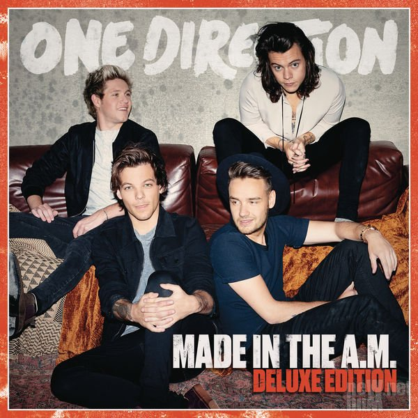 One Direction - Made in the A.M. [Dеluхе Еditiоn] (2015)