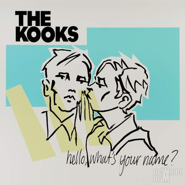 The Kooks - Hello, What's Your Name? (2015)