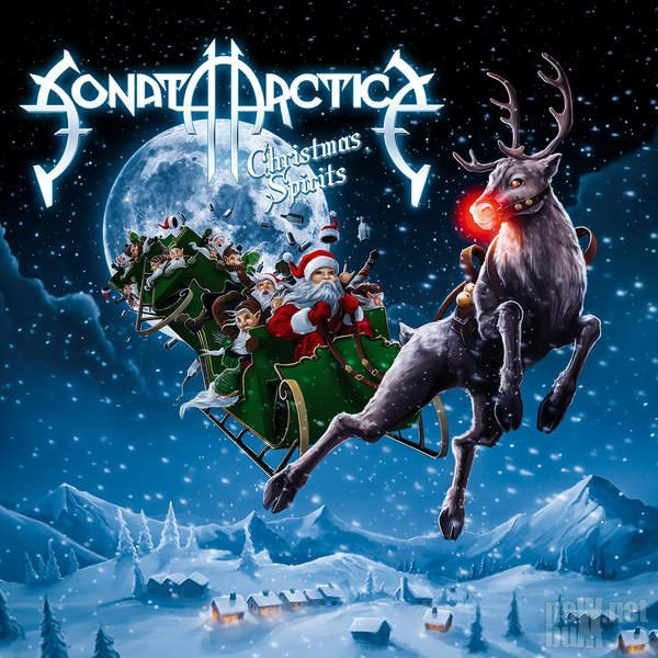 Sonata Arctica - Christmas Spirits [Single] (2015)
