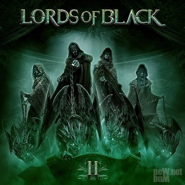 Lords Of Black - II (2016)