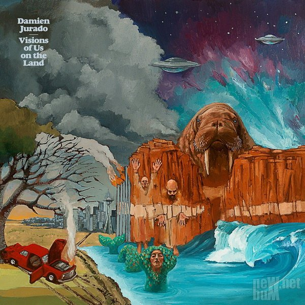 Damien Jurado - Visions Of Us On The Land (2016)