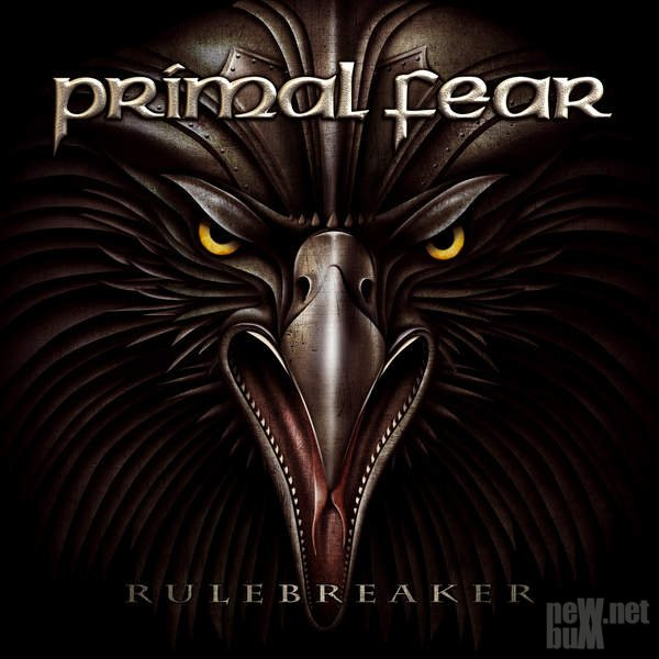 Primal Fear - Rulebreaker [Deluxe Edition] (2016)