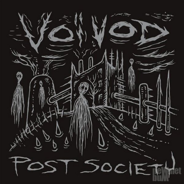 Voivod - Post Society [EP] (2016)
