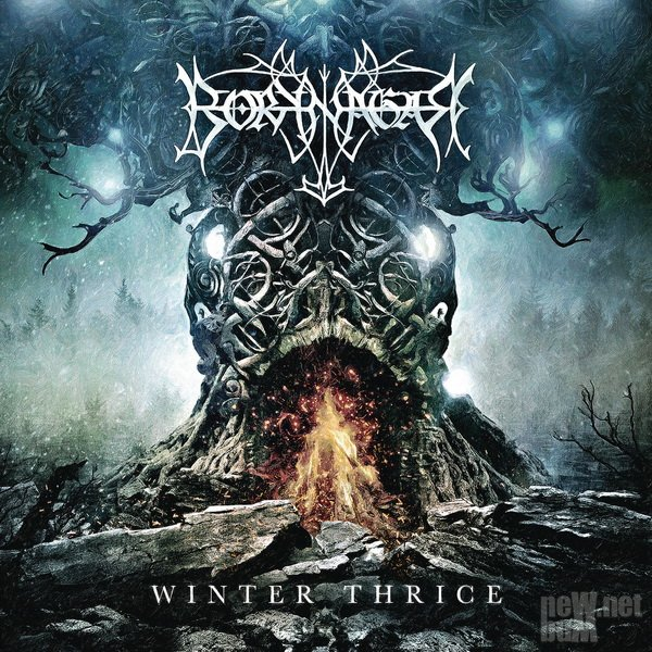 Borknagar - Winter Thrice [Limited Edition] (2016)