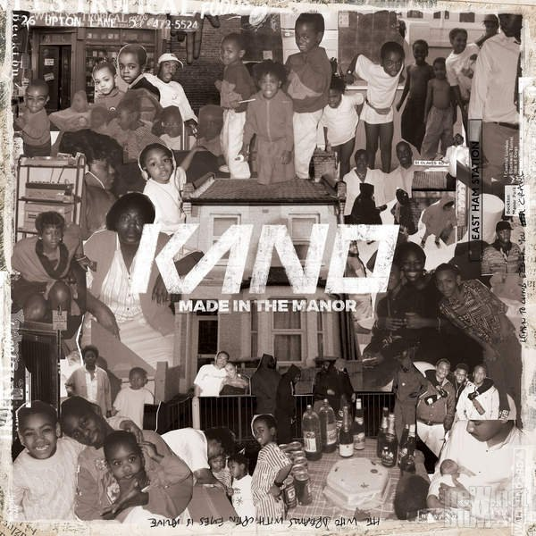 Kano - Made in the Manor (2016)