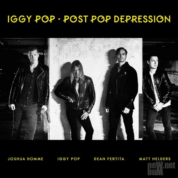 Iggy Pop - Post Pop Depression (2016)