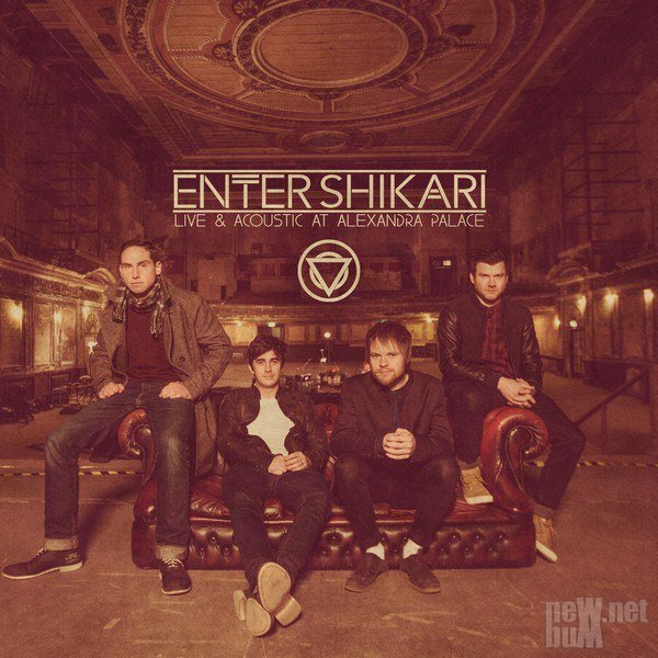 Enter Shikari - Live & Acoustic At Alexandra Palace [EP] (2016)