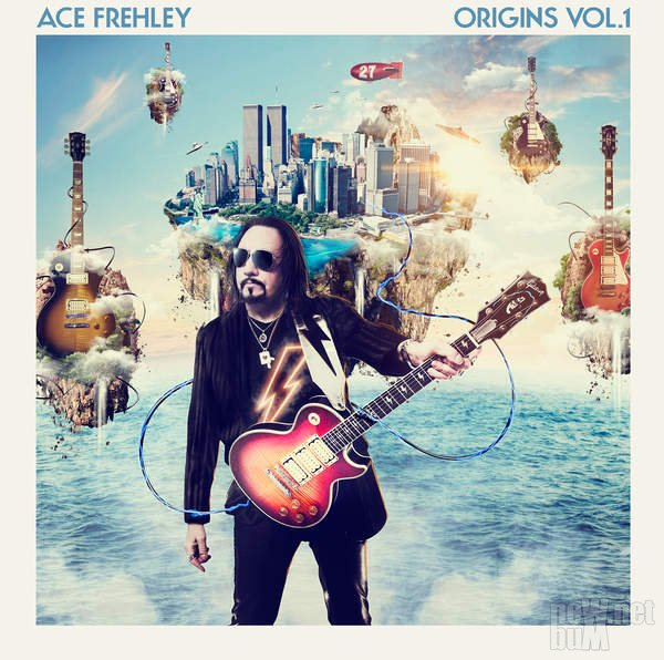 Ace Frehley - Origins Vol. 1 (2016)