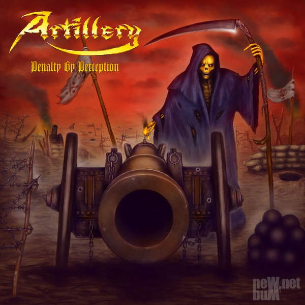 Artillery - Penalty by Perception (2016)