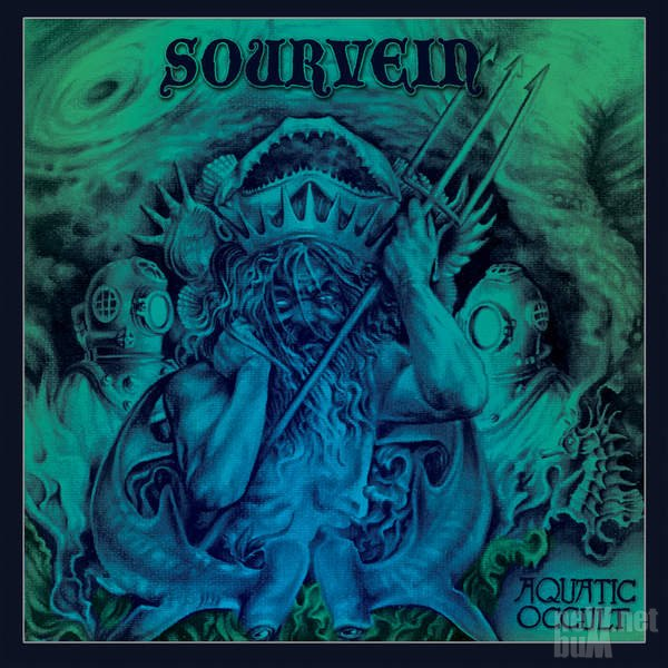 Sourvein - Aquatic Occult (2016)