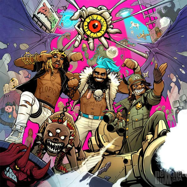Flatbush Zombies - 3001: A Laced Odyssey (2016)