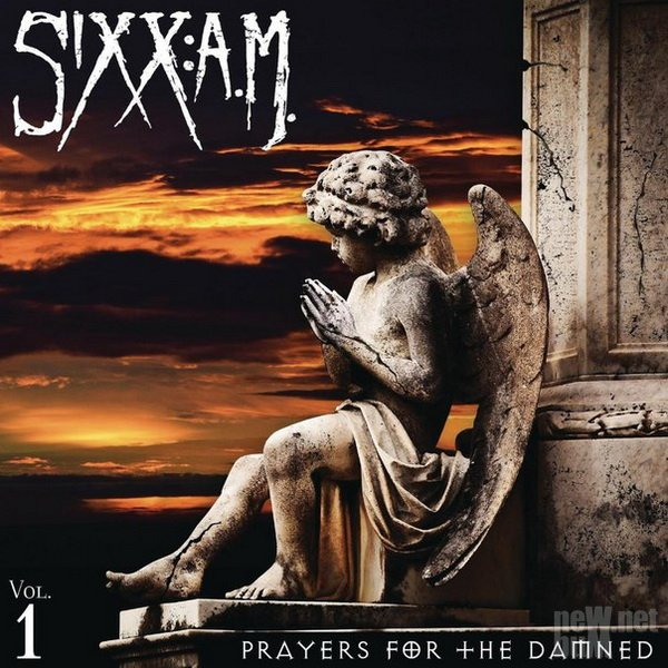 Sixx: A.M. - Prayers For The Damned (2016)