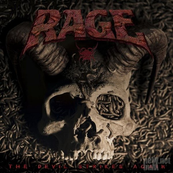 Rage - The Devil Strikes Again (2016)