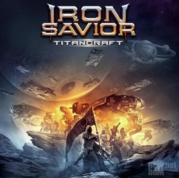 Iron Savior - Titancraft (2016)