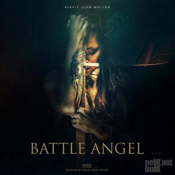 Really Slow Motion - Battle Angel (2016)