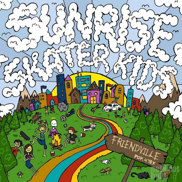 Sunrise Skater Kids - Friendville (2016)