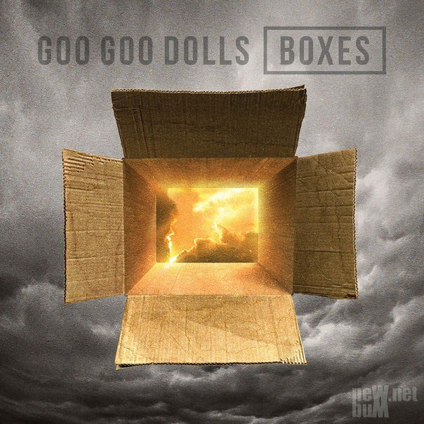 The Goo Goo Dolls - Boxes (2016)