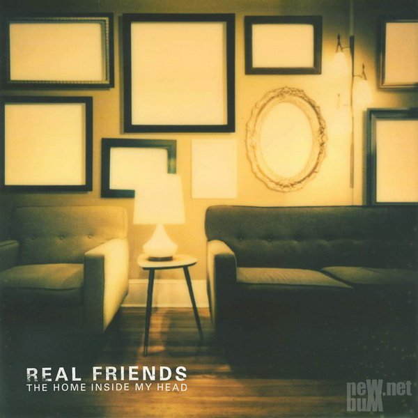 Real Friends - The Home Inside My Head (2016)