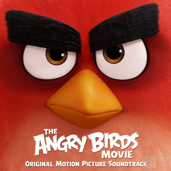VA - The Angry Birds Movie (2016)
