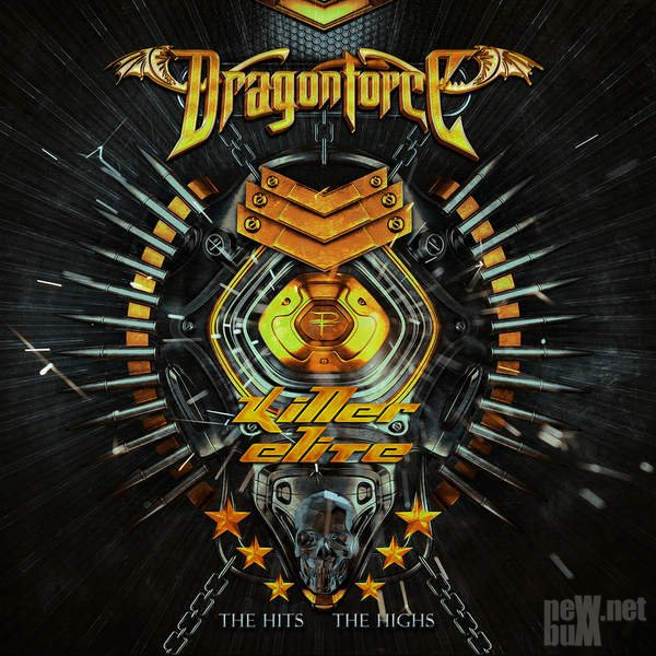DragonForce - Killer Elite (2016)