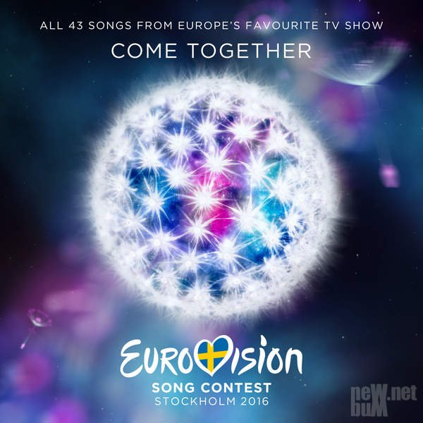 VA - Eurovision Song Contest Stockholm (2016)