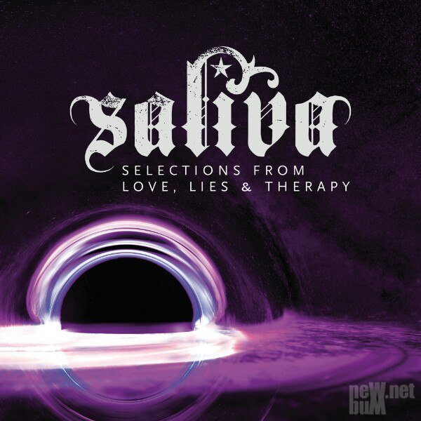 Saliva - Selections From Love, Lies & Therapy [EP] (2016)