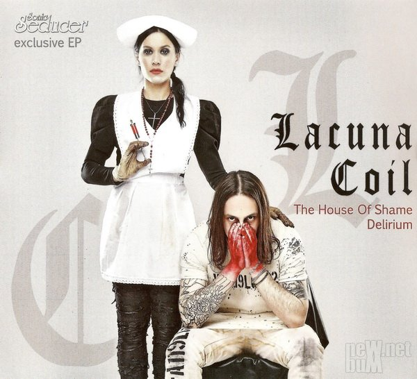 Lacuna Coil - The House Of Shame / Delirium [EP] (2016)