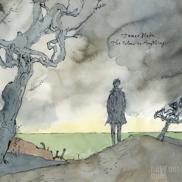 James Blake - The Colours In Anything (2016)