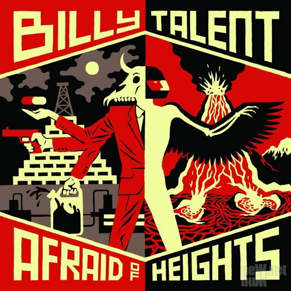 Billy Talent - Afraid of Heights [Deluxe Edition] (2016)