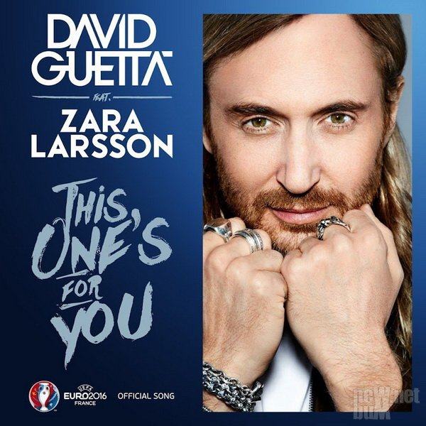 David Guetta - This One's For You [Single] (2016)