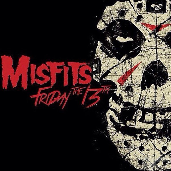 Misfits - Friday the 13th [Single] (2016)