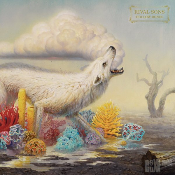Rival Sons - Hollow Bones (2016)