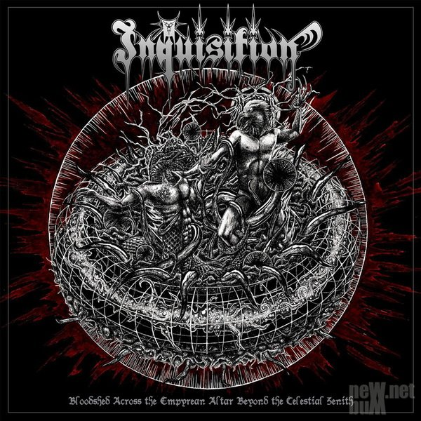 Inquisition - Bloodshed Across The Empyrean Altar Beyond The Celestial Zeni ...