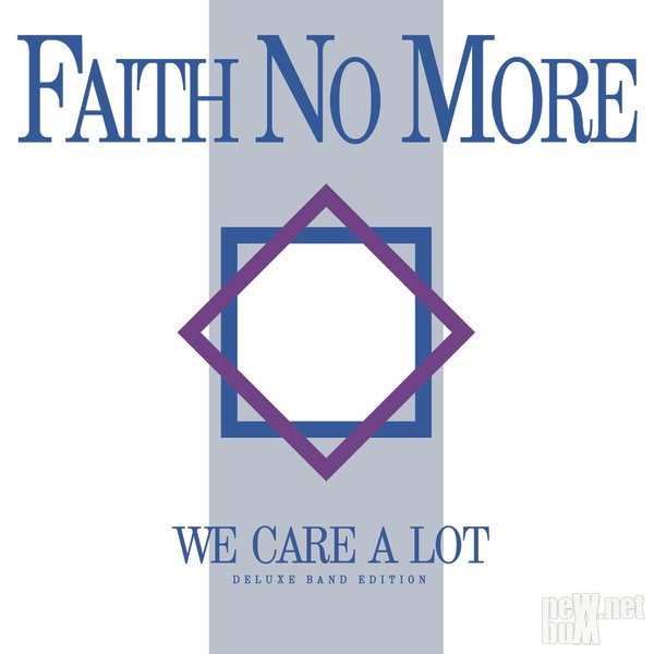 Faith No More - We Care A Lot [Remastered] (2016)
