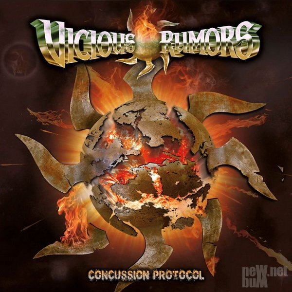 Vicious Rumors - Concussion Protocol (2016)