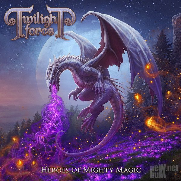 Twilight Force - Heroes Of Mighty Magic (2016)