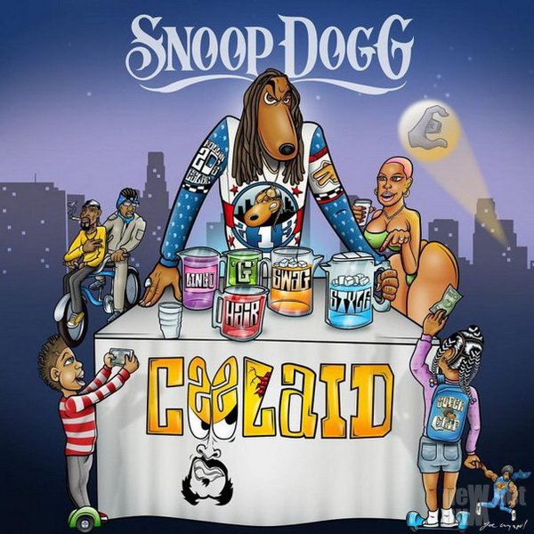 Snoop Dogg - Cool Aid (2016)