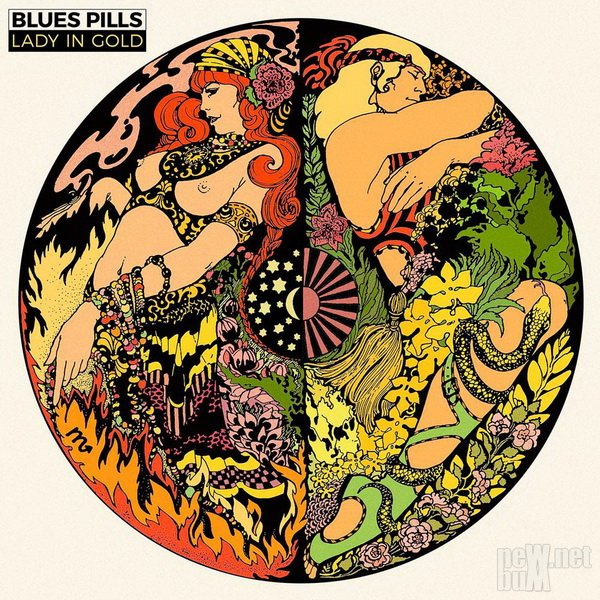 Blues Pills - Lady In Gold (2016)