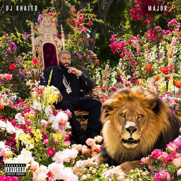 DJ Khaled - Major Key (2016)