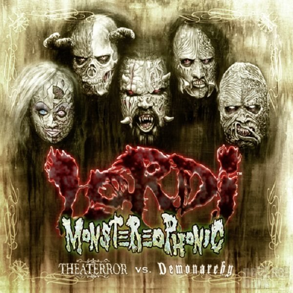 Lordi - Monsterephonic (Theaterror vs. Demonarchy) (2016)