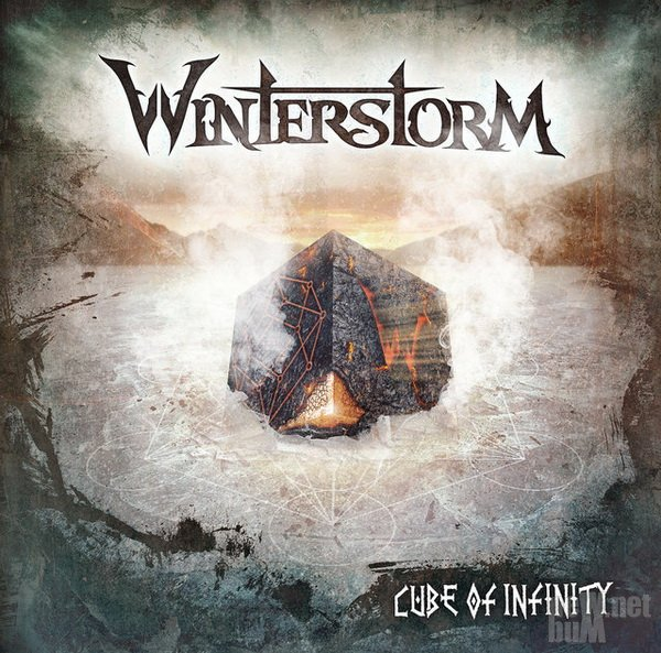 Winterstorm - Cube Of Infinity (2016)