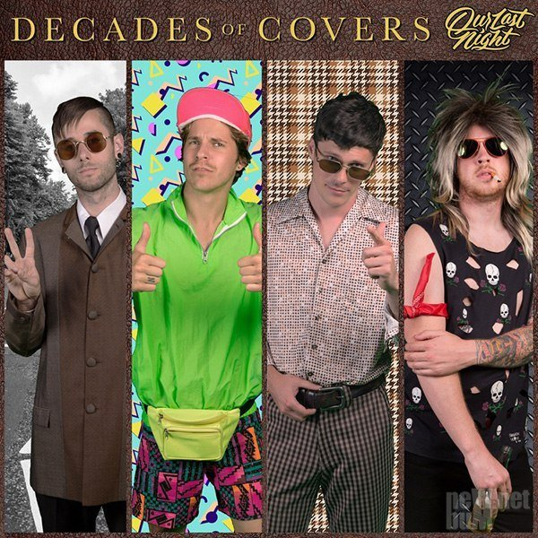 Our Last Night - Decades Of Covers [EP] (2016)