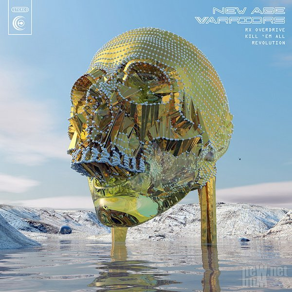 Crossfaith - New Age Warriors [Single] (2016)