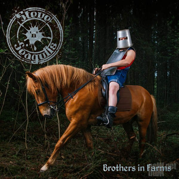 Steve 'n' Seagulls - Brothers In Farms (2016)