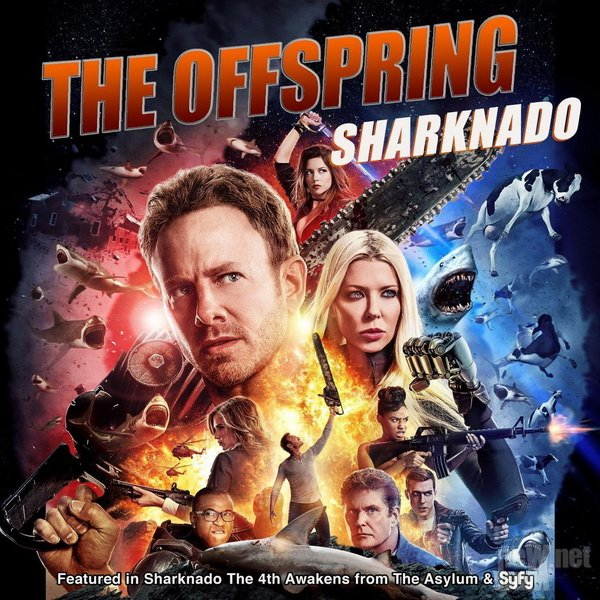 The Offspring - Sharknado [Single] (2016)