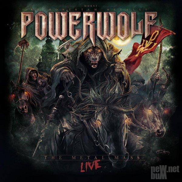 Powerwolf - The Metal Mass (2016)