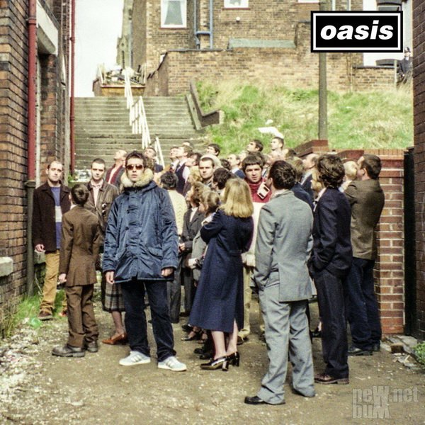 Oasis - Be Here Now [Remastered] (2016)